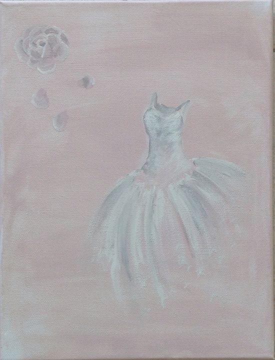 Ballerina 2 - Elisa's Paintings