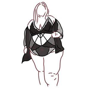 Fat Lingerie 3