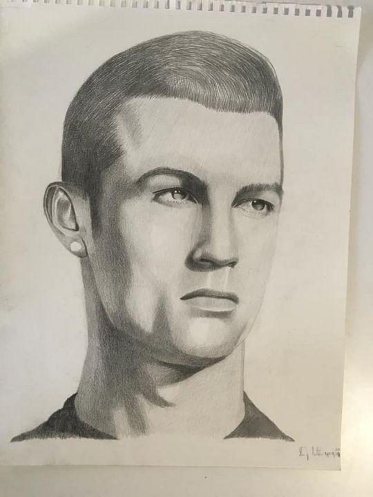 Cristiano Ronaldo - Sammy's Art