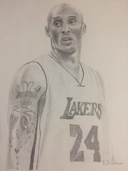 Kobe Bryant - Sammy's Art