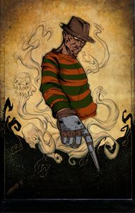 Nightmare on elm st freddy
