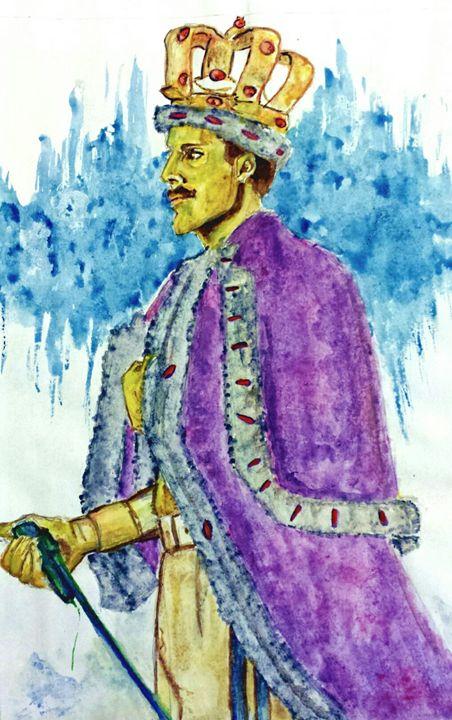 King Freddie Mercury - ArteMusica
