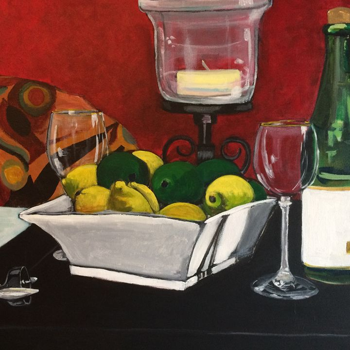 Lemons and Limes - GeneCampbell
