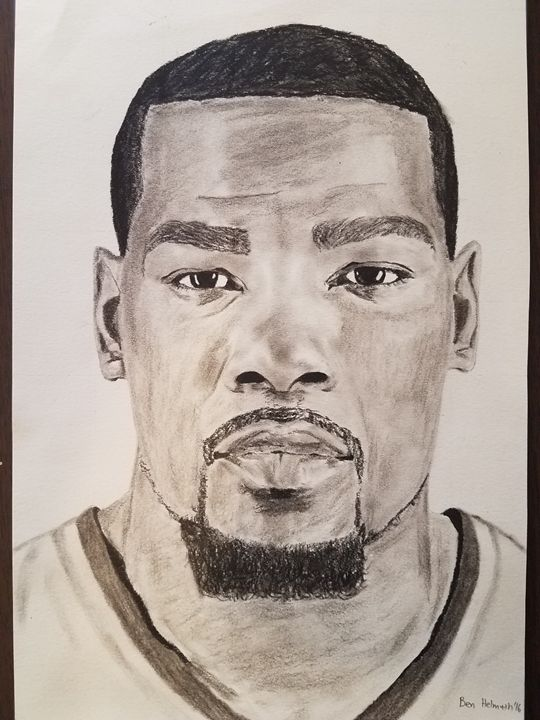 Kevin Durant - Ben Helmuth