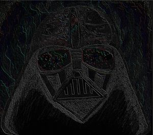 Darth Vader Worlds Collide