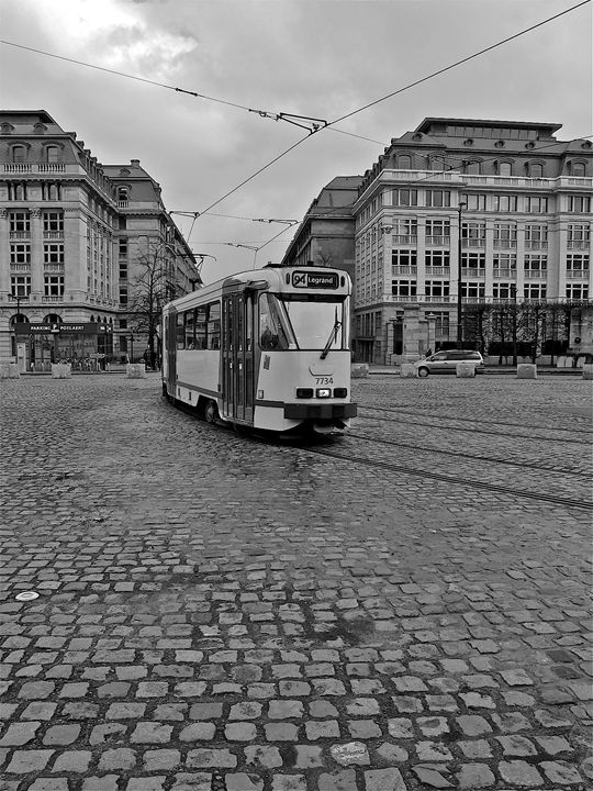 Vintage Tramway - Moise Levi Photography