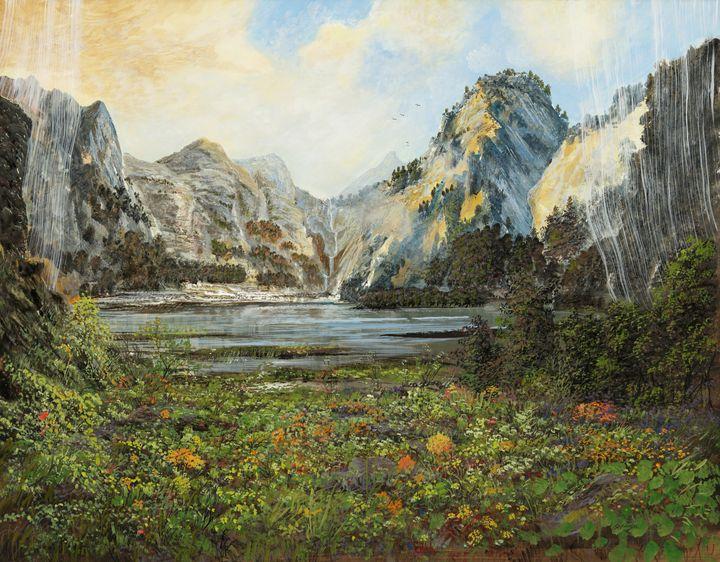 Bierstadt free quotet - FineArt