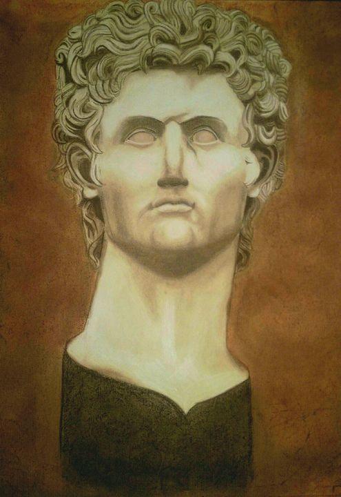 Constantine's Head - iArtJassy