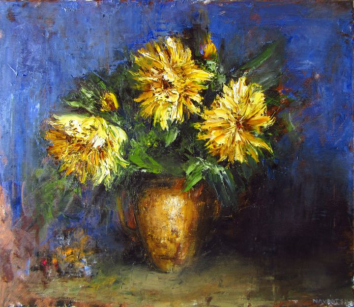 flowers - Igor Navrotskyi