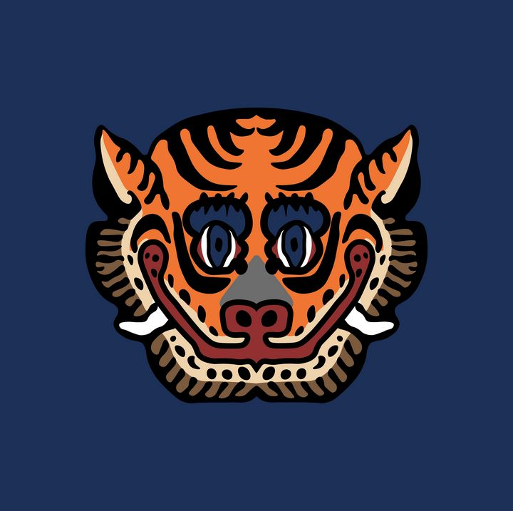 Tibetan Tiger - Joshua Bailey