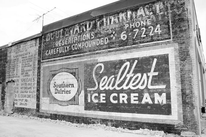Advertisements of Yesteryear - Historic Chattanooga