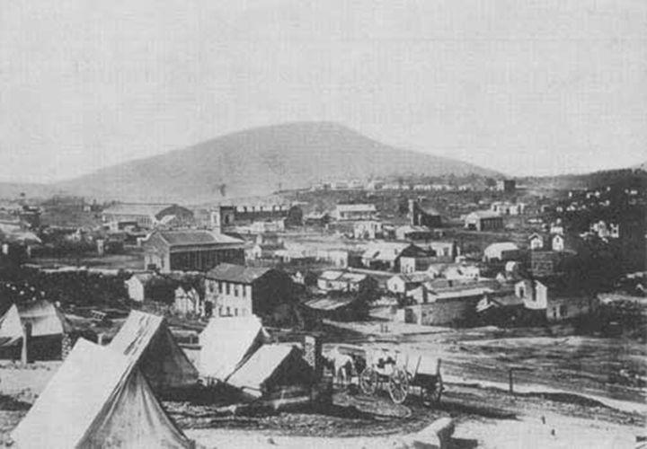 Chattanooga 1863 - Historic Chattanooga