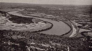 1904 view of Chattanooga