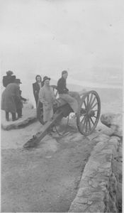 At point park on 1-4-1941