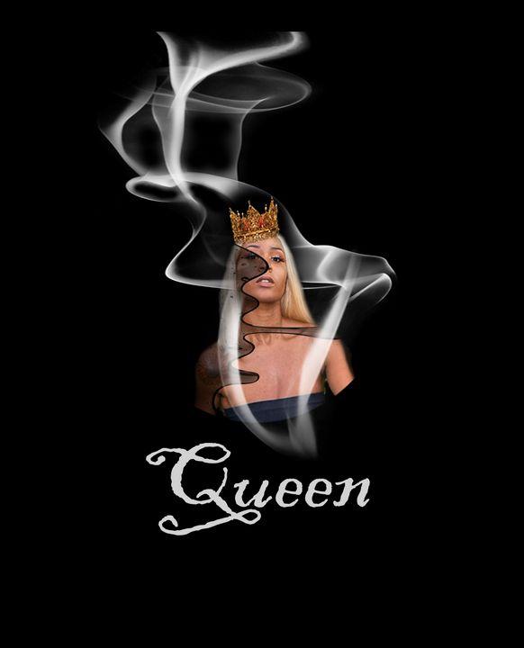 Queen II - Zisha's Designs