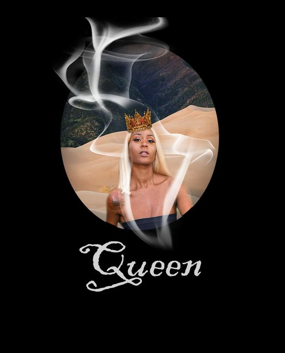 Queen - Zisha's Designs