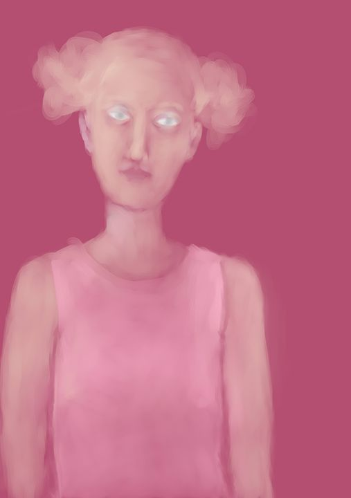 Pink Woman - SoulCraftZone