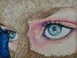 The Eyes of the World - Cedar Tree Artistry
