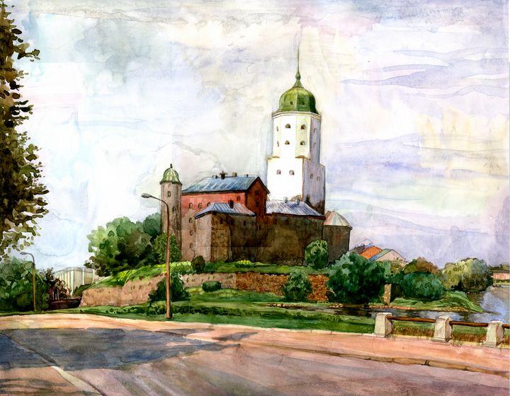 Vyborg Castle - Oksana Ivanik