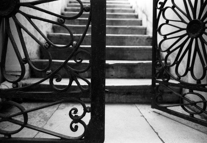 Stairs - Anastasia Fragkou
