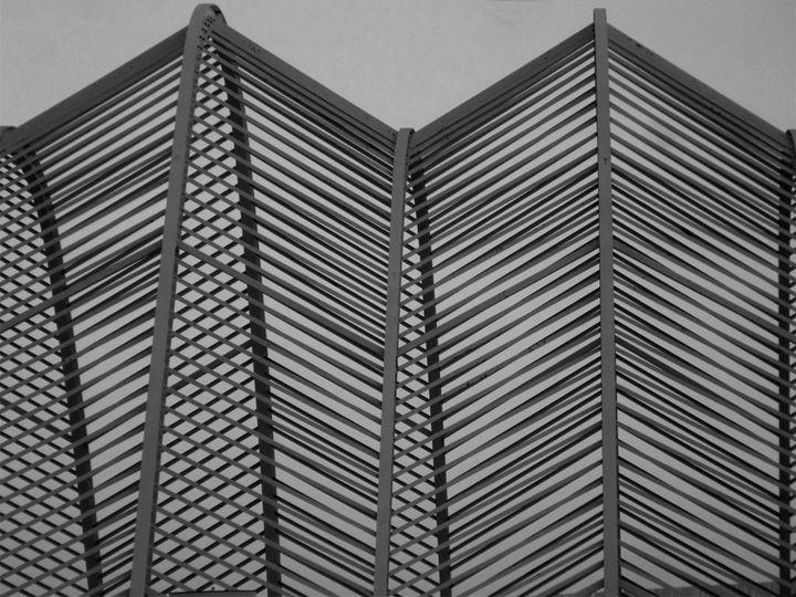 Roof made of steel - Anastasia Fragkou