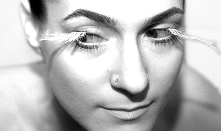 Portrait - Anastasia Fragkou