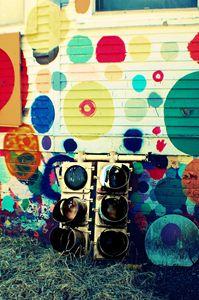 Colorful Lights - Skala
