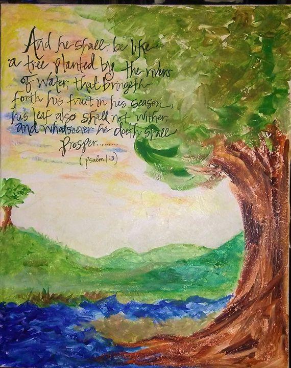 Planted - Ahmelya'sArt