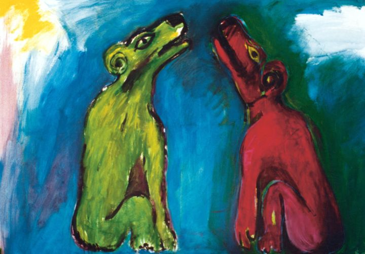 Two Dogs - Dennis Pohl