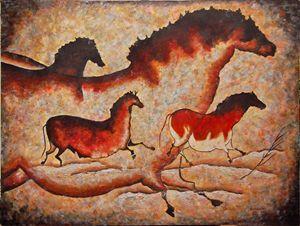 Altamira horses