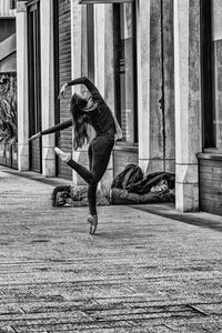 Street Ballerina