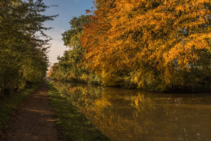 Autumn at last - travelling journalist