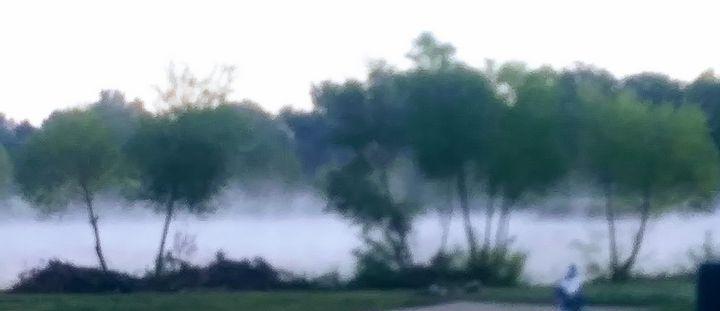 Misty morning - Cherlyn Dixon
