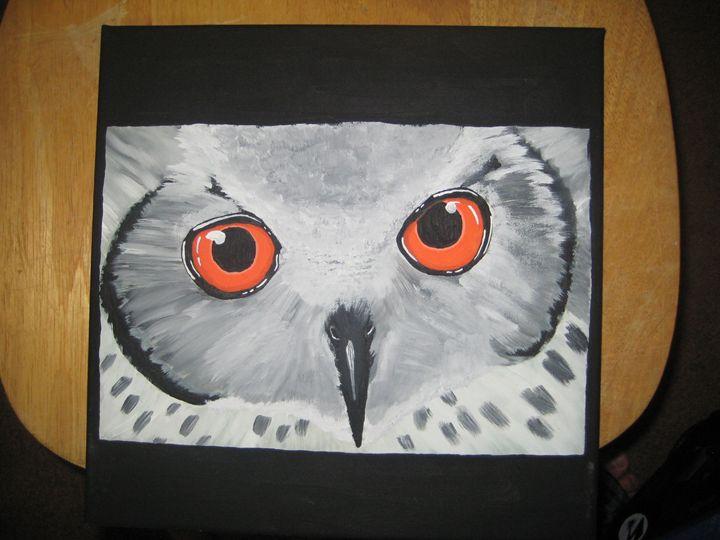 owl - Katrina Marie