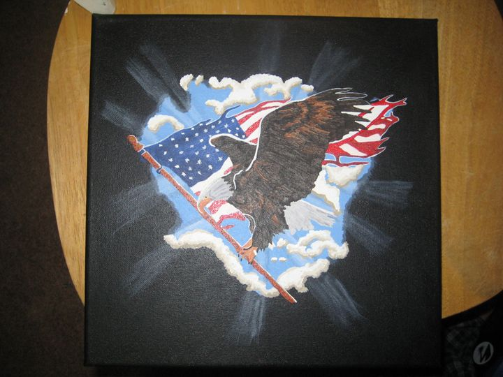 american eagle - Katrina Marie