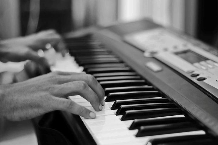 Piano player - Sachin N S