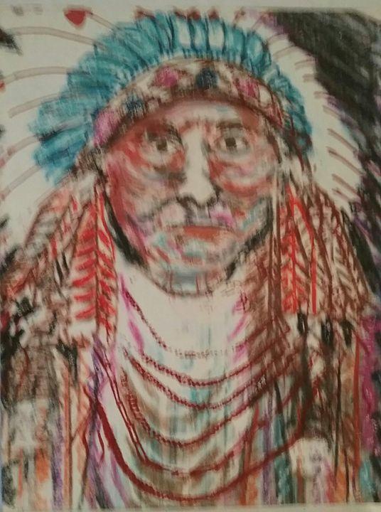 Vote for me # 1 - Mi'kmaq Art & Crafts