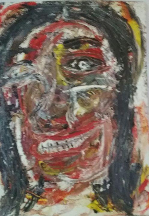Crackhead Bob - Mi'kmaq Art & Crafts
