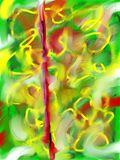 11 x 14 abstract print
