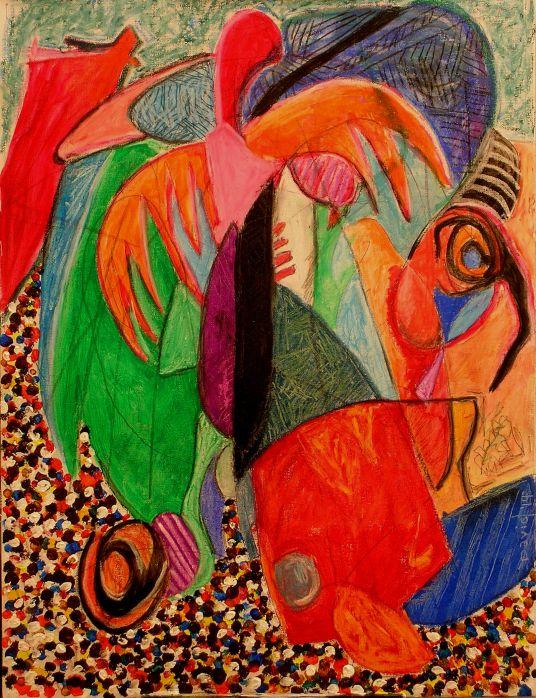 The Bird Women - DavidMartinArt