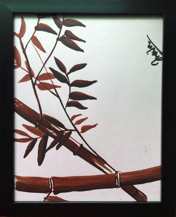 ink painting - Ankita