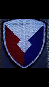 String Art Military Command Insignia