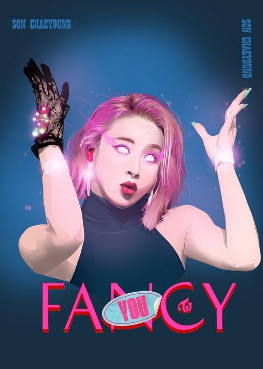 Fancy Chaeyoung - Yhern Arts
