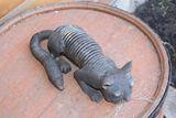 metal wrought sculpture