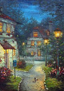 """""""Fairy night"""""""