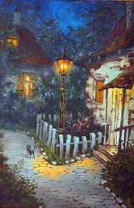 """Fairy night"", D. Kruton"
