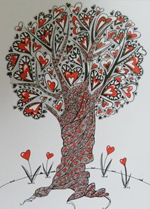 Tree of abundant love