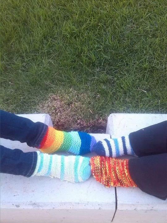 Cosy Socks - RMCreations
