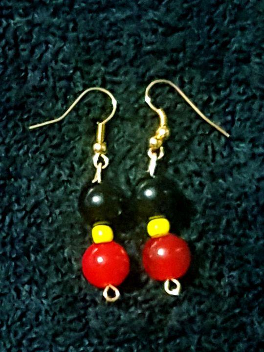 Aboriginal Earrings - RMCreations