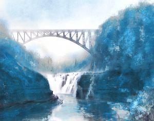 Letchworth SP Trestle Bridge